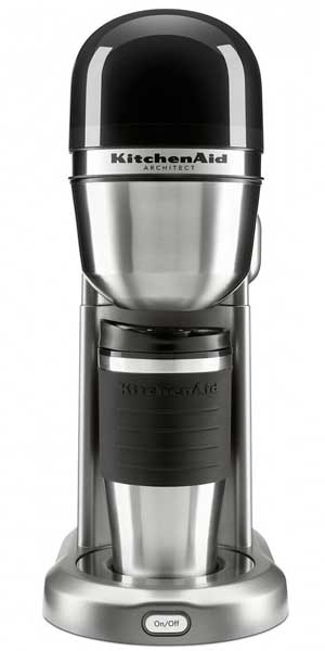 KitchenAid Single Serve: Coffee for Tight Spaces Viewpoints Articles